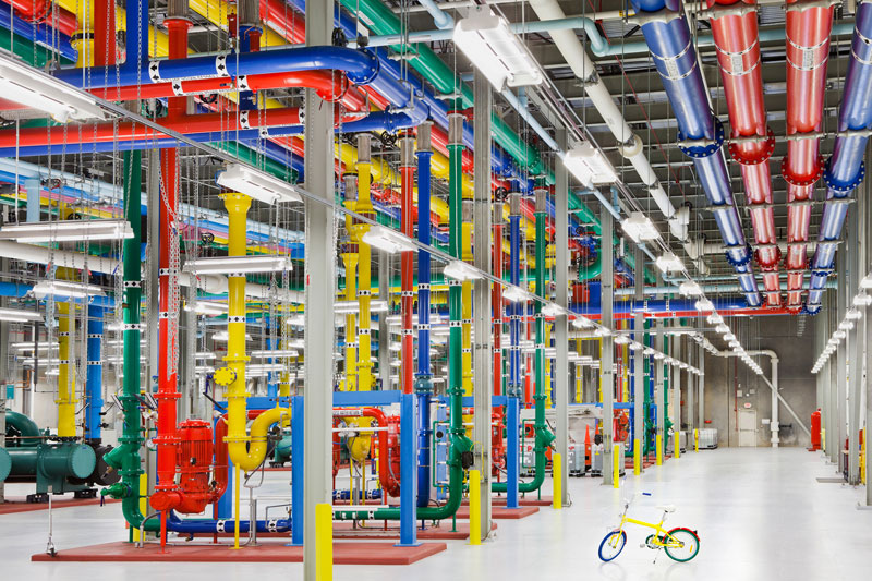 douglas county georgia google data center water pipes - PowerNap sur Mac OS X peut coûter cher... très cher