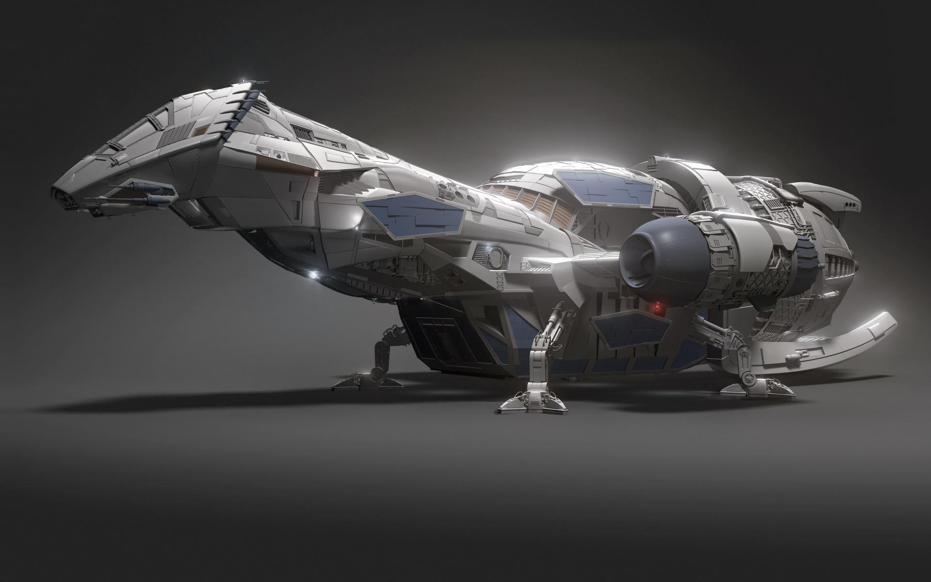 serenity - Firefly, c'est pas de la crotte finalement!