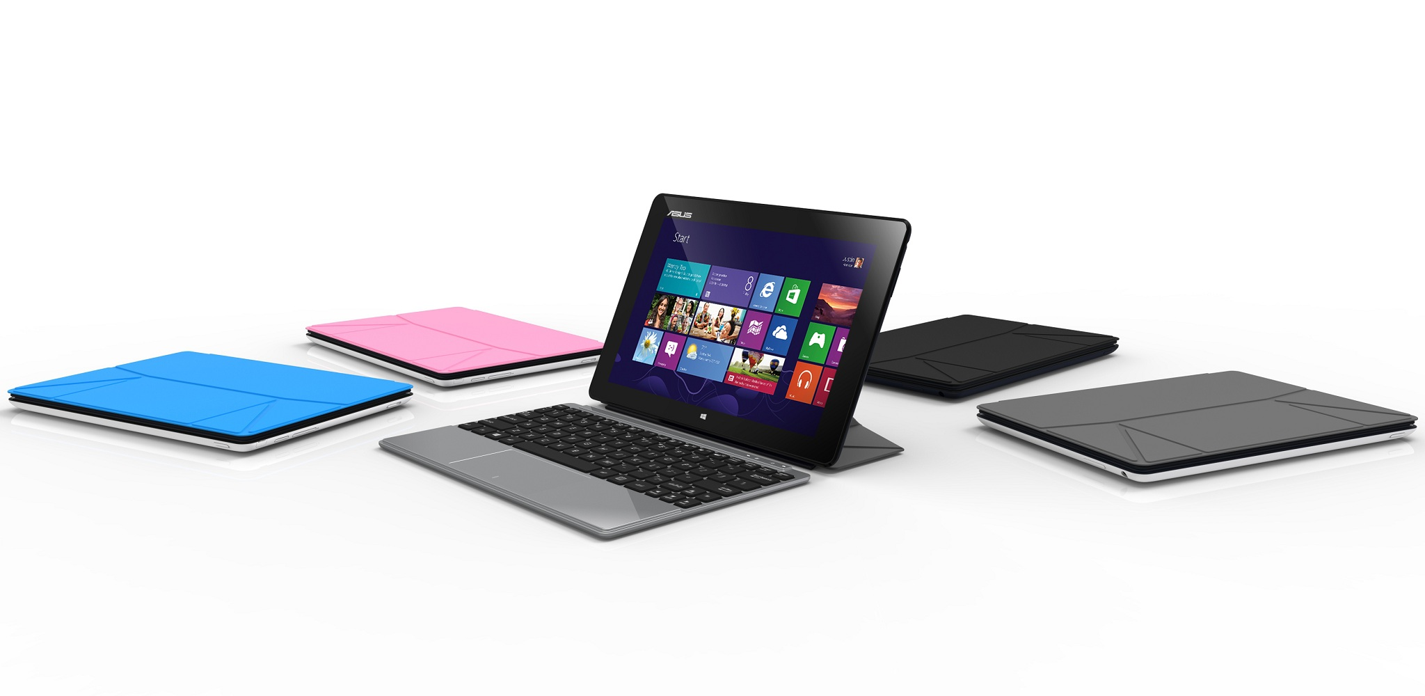 ASUS VivoTab Smart with Sleeves and Bluetooth keyboarda - Asus VivoTab Smart, une tablette Windows 8 avec clavier