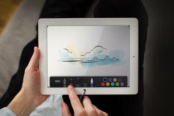 paper xl - Paper pour iPad, l'art accessible à tous!