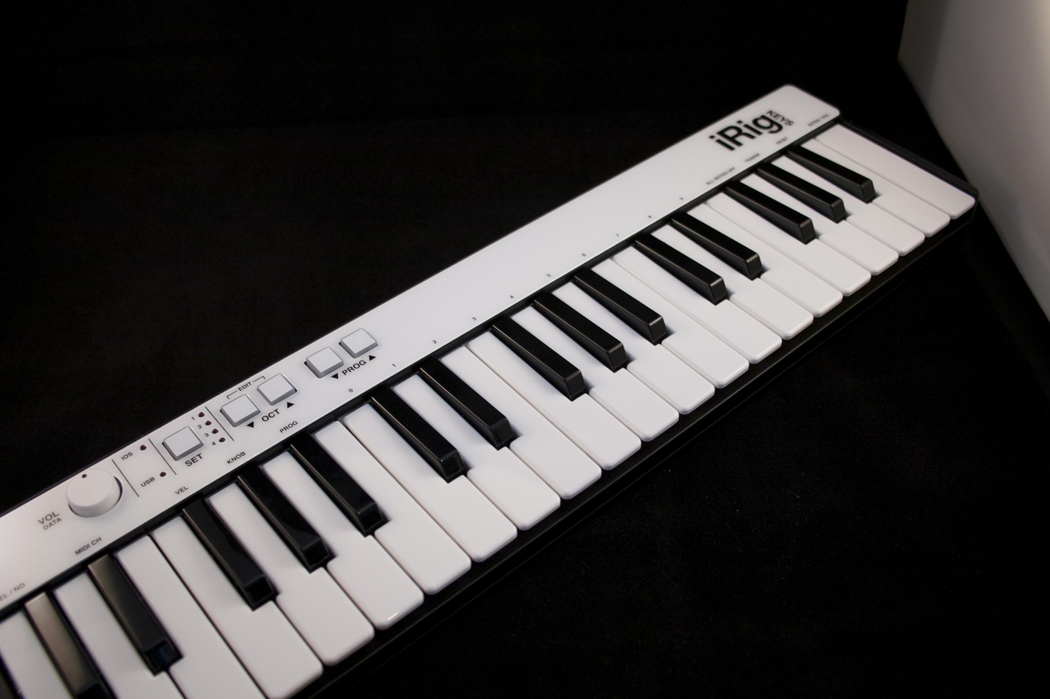 IMG 8062 - iRig KEYS, un synthétiseur pour iPad