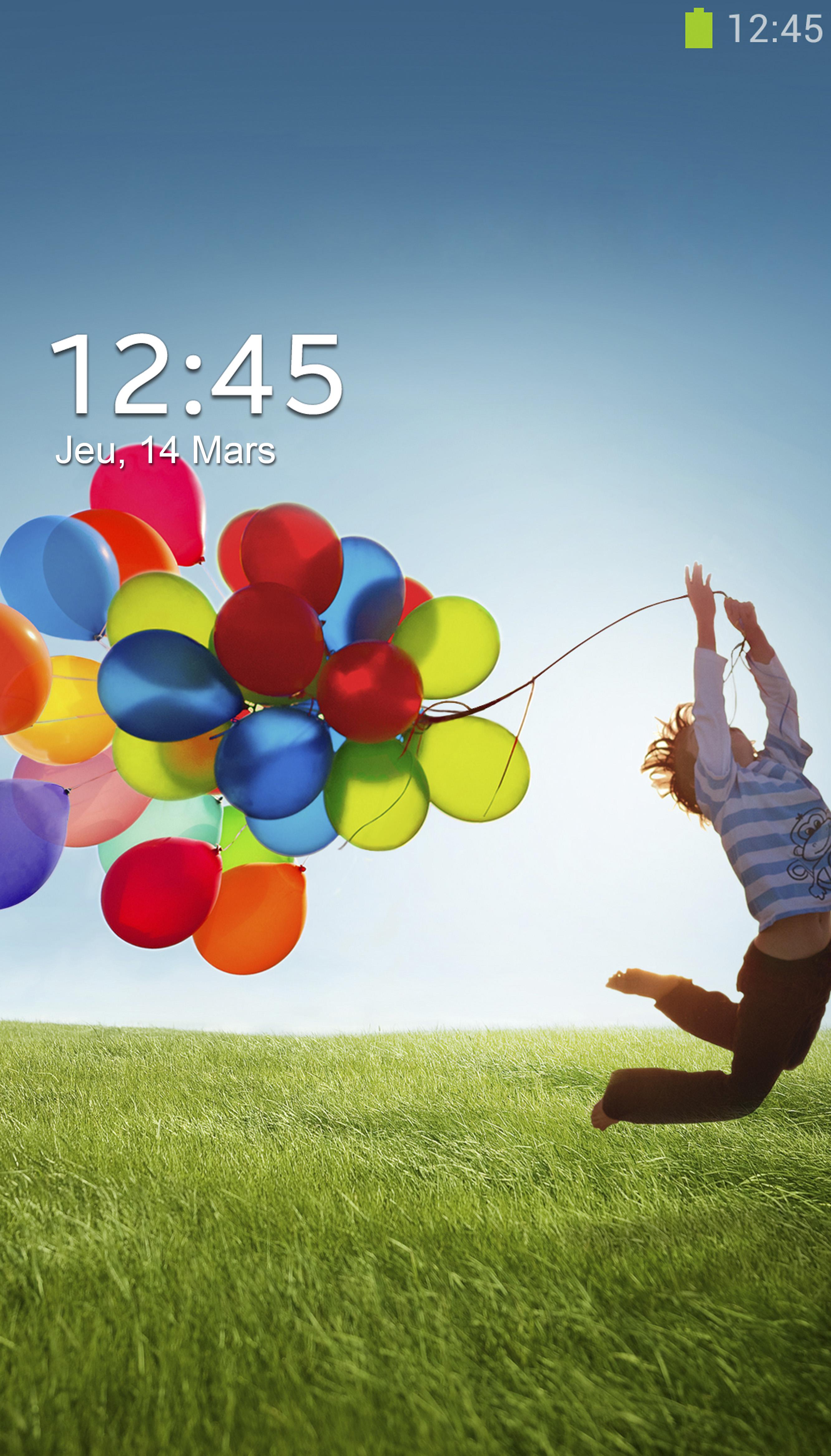 GS4 Screen FR HR - Le Galaxy S4 de Samsung disponible avec plusieurs opérateurs