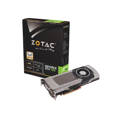1392758237438 - Présentation de la carte graphique Zotac GeForce GTX 780