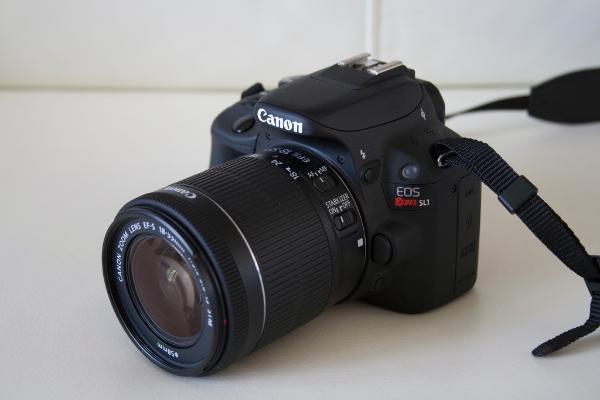 1392758235500 - Test de la Canon EOS Rebel SL1