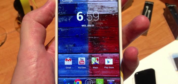 1392758233159 720x340 - Moto X de Motorola, le renouveau américain en matière de cellulaire