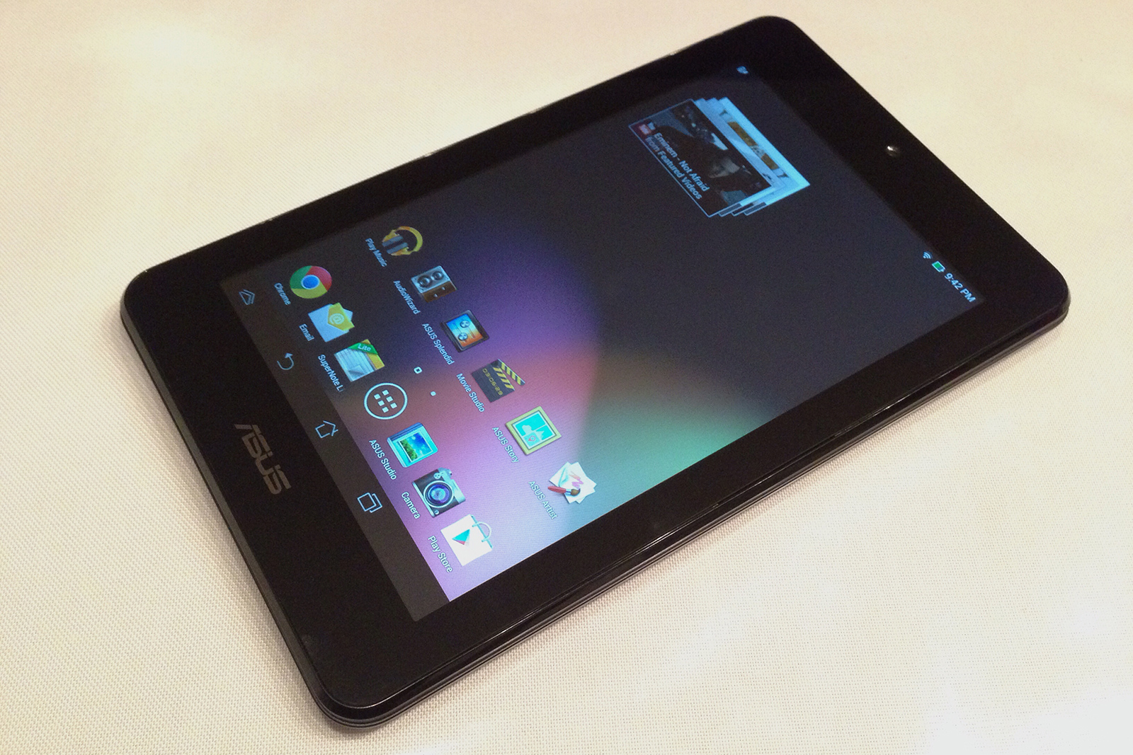 1392758224544 - Test de la tablette Asus Memo Pad HD 7