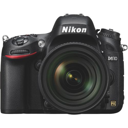 1392758221750 - Nikon présente le nouveau D610, un dSLR qui a de la gueule