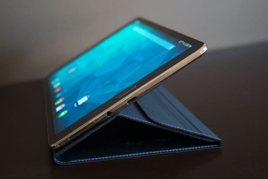 1410711156430 - Test de la tablette Galaxy Tab S de Samsung