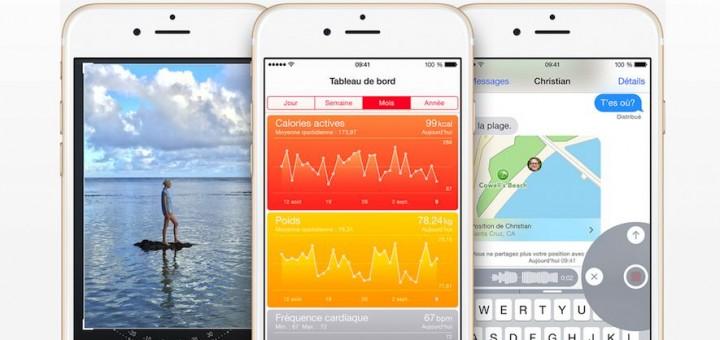 1411439856442 720x340 - iOS 8, la mise à jour et les nouveautés sont-elles pour vous?