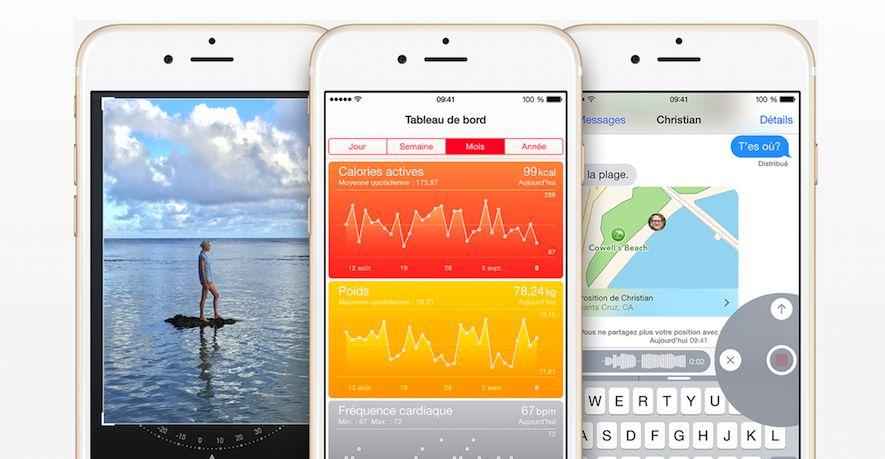 1411439856442 - iOS 8, la mise à jour et les nouveautés sont-elles pour vous?