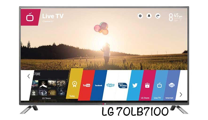 1416783553819 - Survol du téléviseur LG 70LB7100, un tout-en-un impressionnant