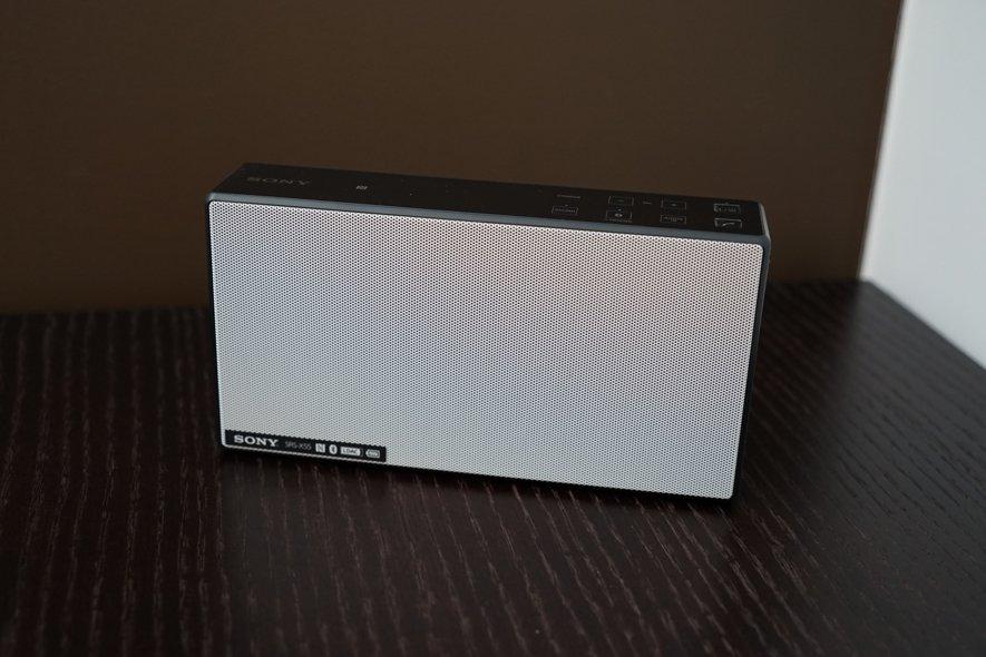 1426443716861 - Test du haut-parleur hi-fi Sony SRS-X55