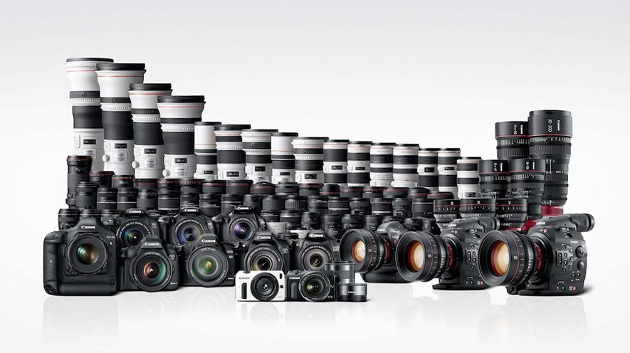 1427056030005 - Survol: ce qui différencie Canon de la compétition