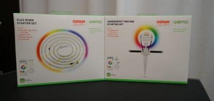 1440986998951 720x340 - Bande illuminé et lampes de jardin OSRAM Lightify de Belkin