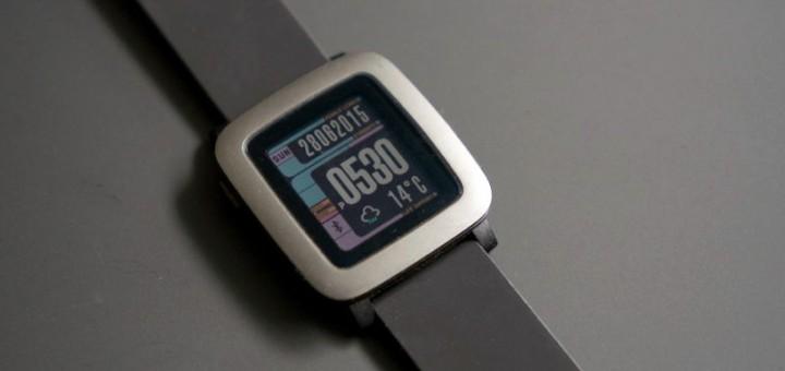 pebbletime 800x410 720x340 - La Pebble Time, sauveur ou distraction des montres connectées?