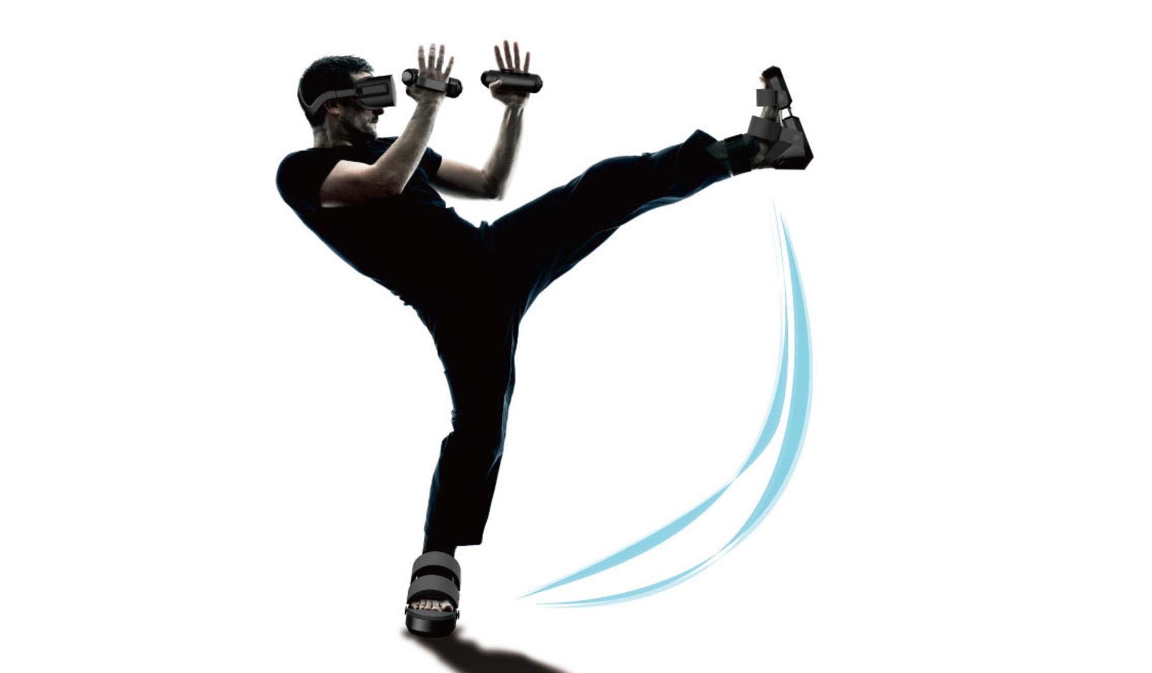 taclim par cevero - La réalité virtuelle jusque dans vos pieds