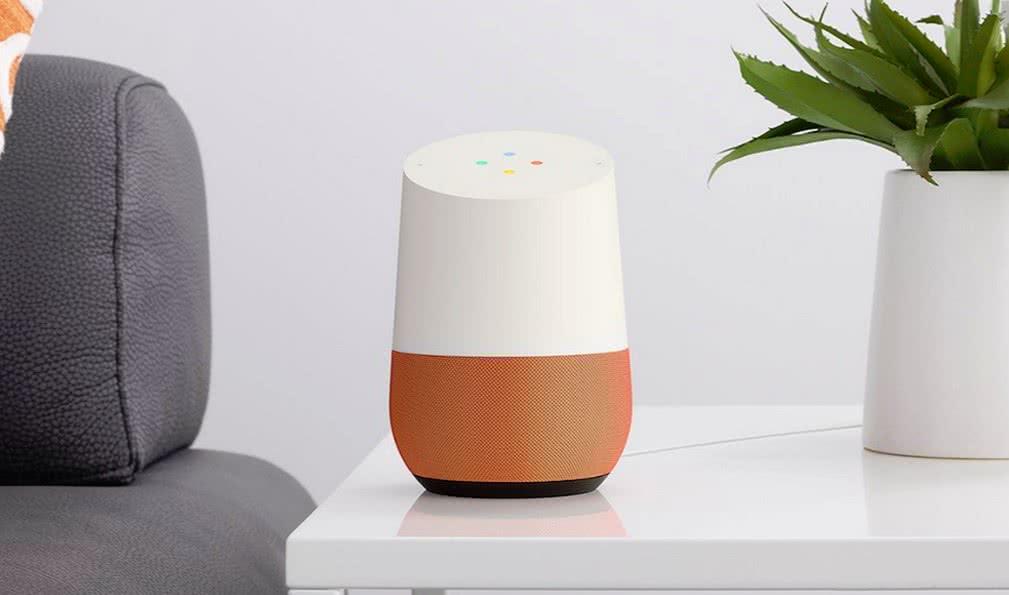 google home - Imaginons ensemble le futur des assistants vocaux cylindriques