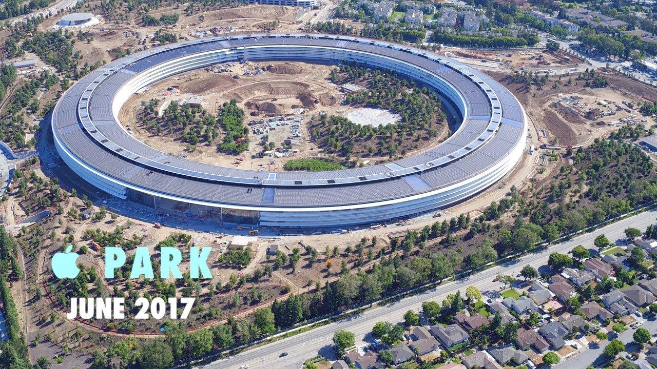maxresdefault - Apple Park, une vision idéaliste, mais non réaliste?