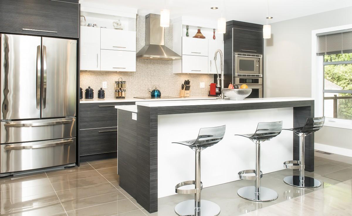 cuisine contemporaine - Quelques suggestions de rénovation pour votre cuisine